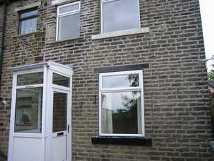Thumbnail 2 bed terraced house to rent in Perseverance Street, Bradford