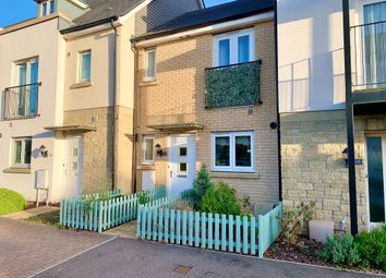 Thumbnail 2 bed terraced house to rent in Admiral Way, Exeter