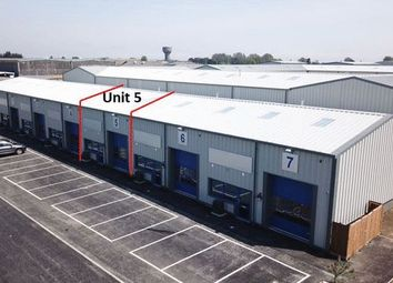 Thumbnail Commercial property to let in Unit 5, Phoenix Enterprise Park, Gisleham, Lowestoft