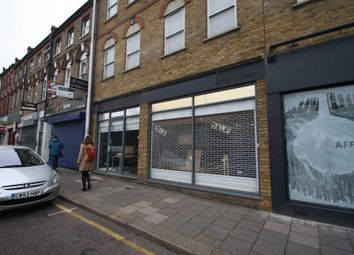 Retail premises to let in Wandsworth Road, Clapham SW8