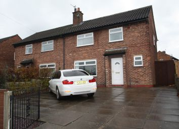 Thumbnail 3 bed property to rent in Fairfield Road, Leftwich, Northwich
