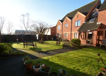 Thumbnail 2 bed flat for sale in Jamieson Court, Whitecross, Hereford.