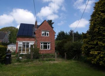 Thumbnail 3 bed detached house for sale in Upper Downing Road, Whitford, Holywell, Flintshire