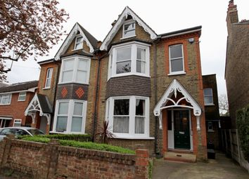 Thumbnail 5 bed semi-detached house for sale in Derby Road, South Woodford