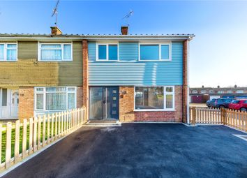 3 bed end terrace house for sale in Barnard Road, Galleywood, Essex CM2