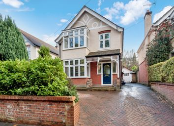 Thumbnail 3 bed detached house for sale in Highgate Lane, Farnborough, Hampshire