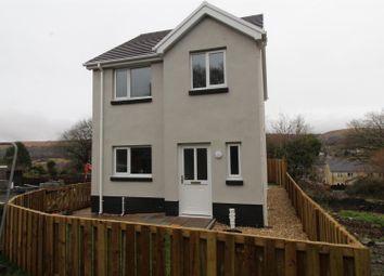 Thumbnail 3 bed detached house for sale in Bishop Road, Garnant, Ammanford