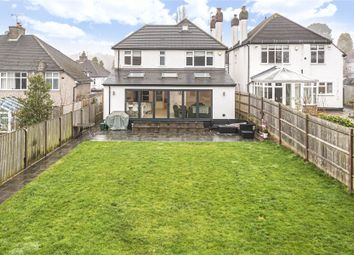 Thumbnail 4 bed detached house for sale in Stambourne Way, West Wickham