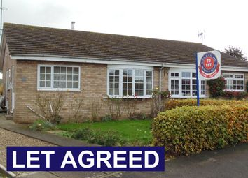 Thumbnail 2 bed semi-detached bungalow to rent in Londesborough Road, Cranswick