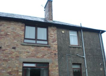 Thumbnail 2 bed flat to rent in Oak Street, Kelty, Fife
