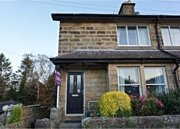 Thumbnail 2 bed end terrace house for sale in Dacre Banks, Harrogate