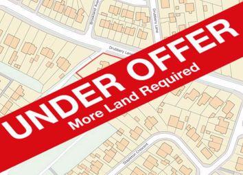 Land for sale in Drubbery Lane, Longton, Stoke-On-Trent ST3