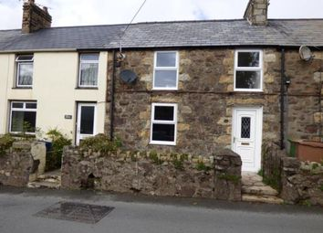 Thumbnail 2 bed terraced house for sale in Madryn Terrace, Llanbedrog, Gwynedd