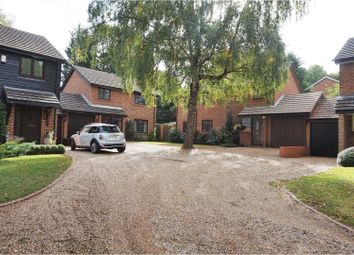 Thumbnail 4 bed detached house for sale in Leybourne Close, Chatham