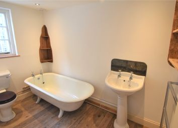 Thumbnail 2 bedroom flat to rent in Angel Hill, Tiverton, Devon