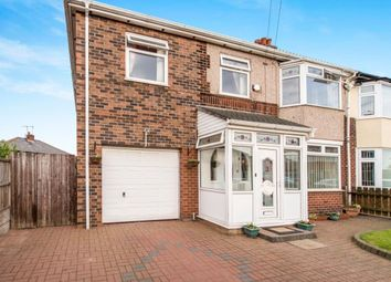 Thumbnail 4 bed semi-detached house for sale in Maple Grove, Whiston, Prescot