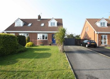 Thumbnail 3 bedroom semi-detached bungalow for sale in Ashburn, Ballynahinch, Down