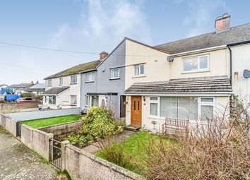 Thumbnail 3 bed terraced house for sale in Stile Croft, Oulton, Wigton, Cumbria