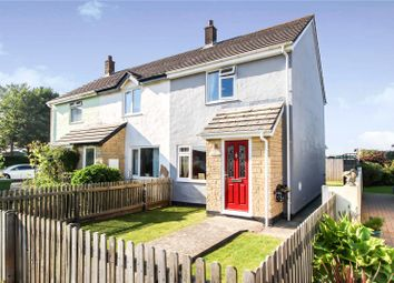 Thumbnail 2 bed semi-detached house for sale in Abbots Close, Woolsery, Bideford