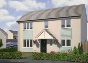 Thumbnail 3 bedroom detached house for sale in Church Road, Truro, Cornwall