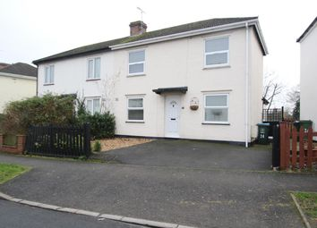 Thumbnail 2 bed semi-detached house to rent in Addington Road, Buckingham