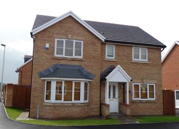 Thumbnail 4 bed detached house for sale in Parc Aberaman, Aberaman, Aberdare