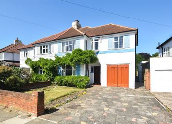 Thumbnail 4 bed semi-detached house for sale in The Drive, Bexley, Kent