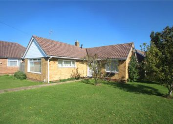 Thumbnail 2 bed detached bungalow for sale in Burnside Crescent, Sompting, West Sussex
