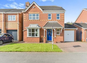 Thumbnail 3 bedroom detached house for sale in Corinthian Way, Victoria Dock, East Yorkshire