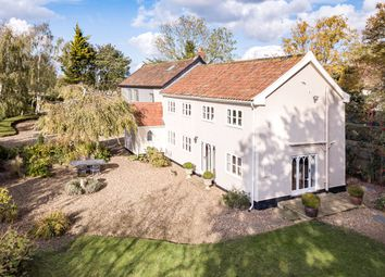 Thumbnail 4 bed detached house for sale in Worlingworth Road, Horham, Eye, Suffolk