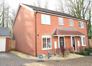 3 bed semi-detached house for sale in Cavesson Close, Church Crookham, Fleet GU52