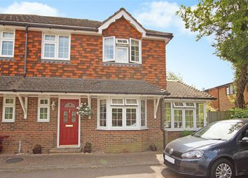 Thumbnail 3 bed semi-detached house for sale in Lantern Close, Farnborough, Kent