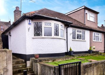 Thumbnail 2 bed semi-detached bungalow for sale in Fulwich Road, Dartford, Kent