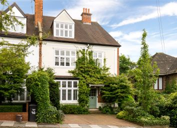 5 bed semi-detached house for sale in Pattison Road, Hampstead, London NW2