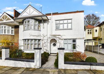 Thumbnail 5 bedroom property for sale in Menelik Road, West Hampstead, London
