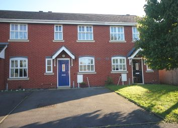 Thumbnail 2 bed terraced house to rent in Aumbry Close, Market Drayton