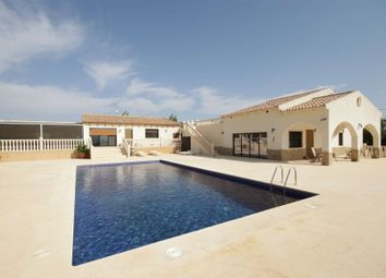 Thumbnail 4 bed villa for sale in Pinoso, Alicante, Spain