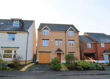 Thumbnail 5 bed detached house for sale in Brunel Avenue, Colsterworth, Grantham