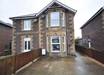 Thumbnail 3 bed semi-detached house to rent in Victoria Crescent, Ryde