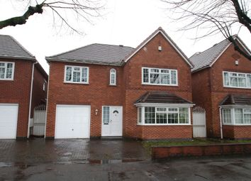 Thumbnail 5 bed detached house for sale in Gibson Road, Birmingham