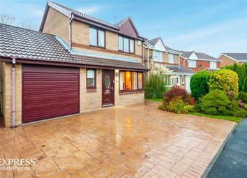 Thumbnail 3 bed detached house for sale in Oulton Close, Newcastle Upon Tyne, Tyne And Wear