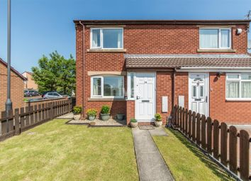 Thumbnail 1 bed end terrace house to rent in Ribblesdale, Wallsend, Tyne And Wear