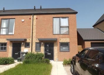 Thumbnail 2 bed end terrace house to rent in Oak Crest, Bawtry Road, Doncaster