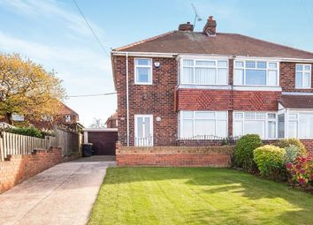 Thumbnail 2 bed semi-detached house for sale in Brampton Road, Thurcroft, Rotherham