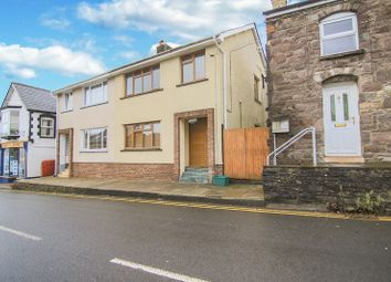 Thumbnail Semi-detached house for sale in Main Road, Gilwern, Abergavenny, Monmouthshire