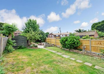 Thumbnail 3 bed terraced house for sale in Charing Crescent, Westgate-On-Sea, Kent