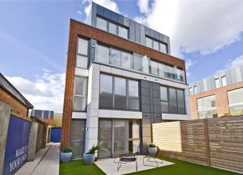 Thumbnail 4 bed end terrace house for sale in Clapham Road, Stockwell