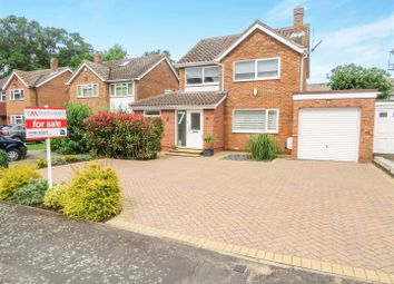 Thumbnail 3 bedroom detached house for sale in Kestrel Place, St. Neots