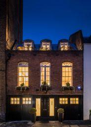 Hays Mews, London W1J. 4 bed mews house