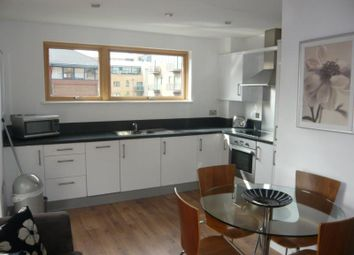 Thumbnail 2 bed flat to rent in Shire House, Napier Street, Sheffield